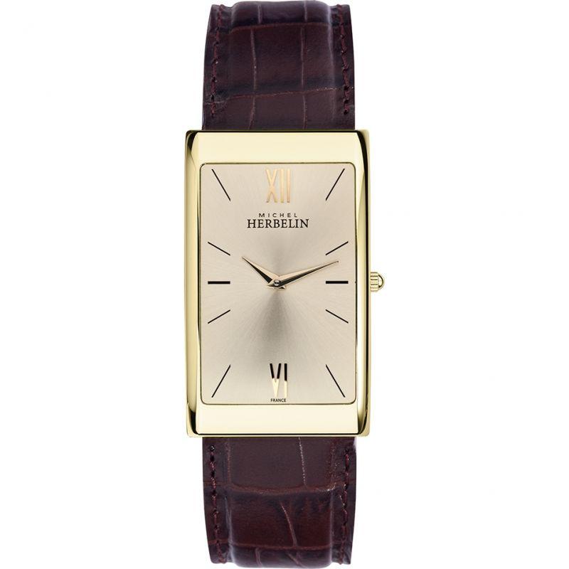 Mens Michel Herbelin Classiques Watch