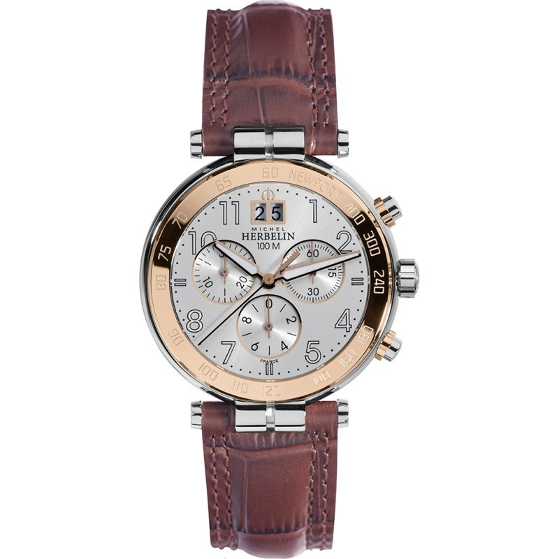 Mens Michel Herbelin Newport Watch