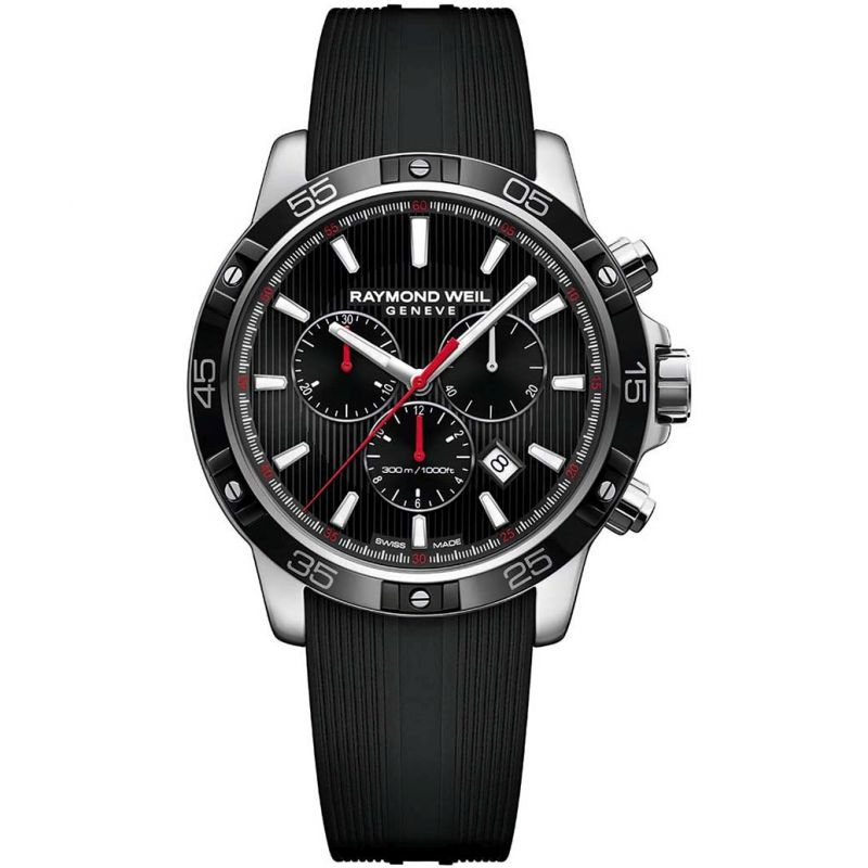 Mens Raymond Weil Tango 300 Chronograph Watch