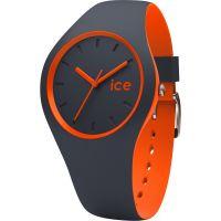Unisex Ice-Watch Duo Ombre-Orange Uhr