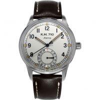 Herren Alpina Alpiner Heritage Automatik Uhr
