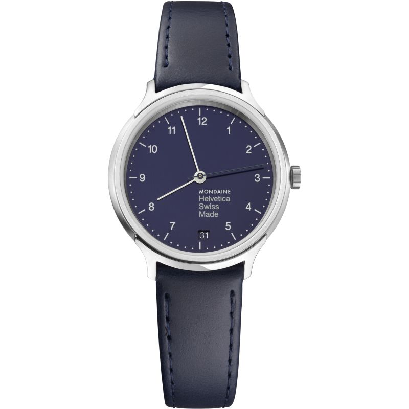 Ladies Mondaine Helvetica No1 Regular 33mm Watch