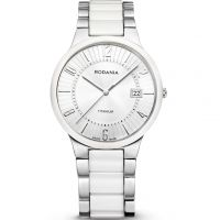 Herren Rodania Swiss Mystery Titan Uhr