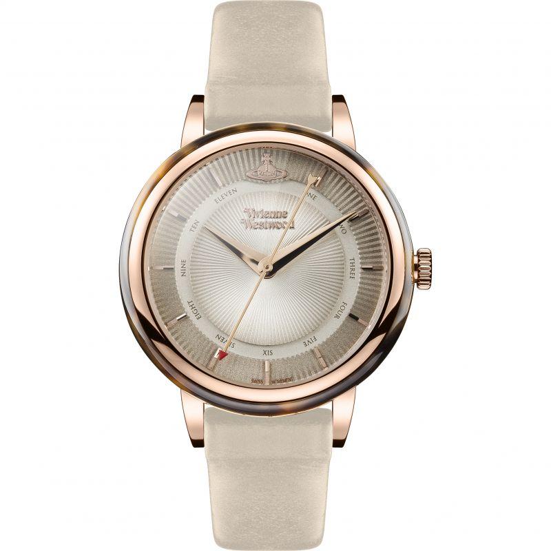 Damen Vivienne Westwood Portobello Watch VV158RSBG