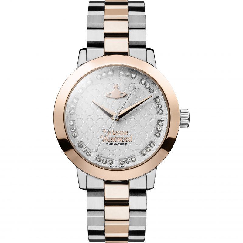 Damen Vivienne Westwood Bloomsbury Watch VV152SRSSL