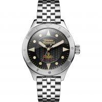Herren Vivienne Westwood Smithfield Watch VV160BKSL