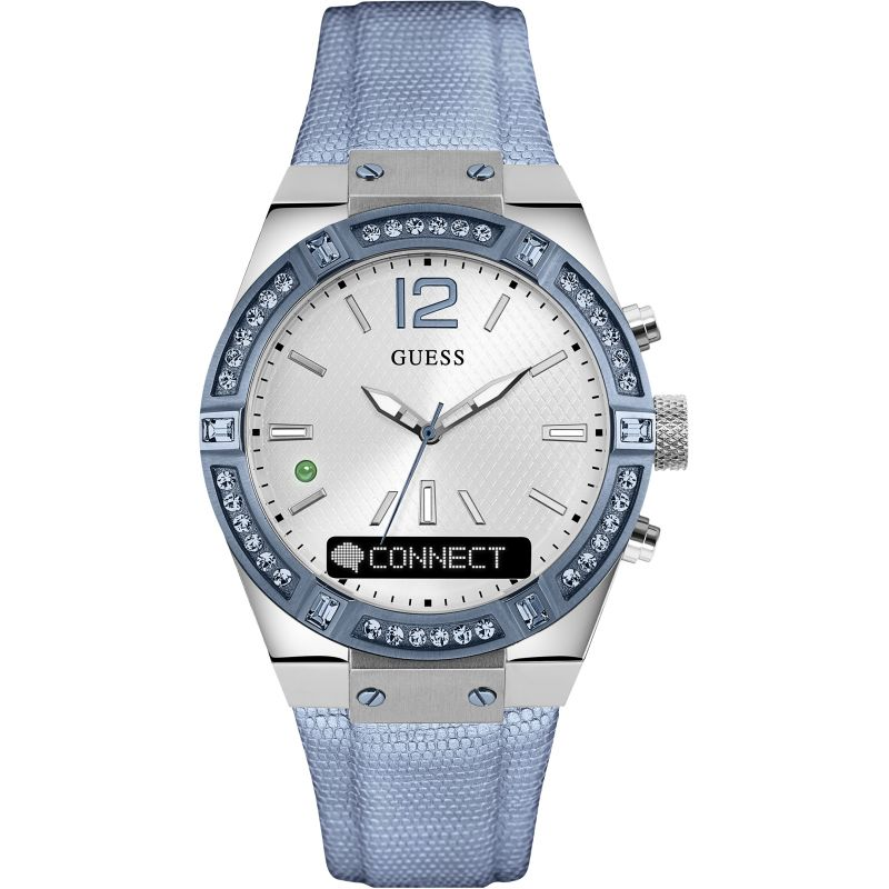 Ladies Guess Connect Bluetooth Hybrid Smartwatch Watch