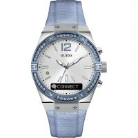 Zegarek damski Guess Connect Bluetooth Hybrid Smartwatch C0002M5
