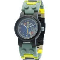 Childrens LEGO Star Wars Yoda Watch
