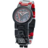 Childrens LEGO Star Wars Darth Vader Minifigure Link Watch