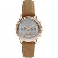 Damen Armani Exchange Chronograf Uhr