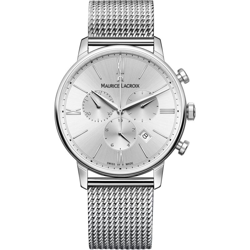 Mens Maurice Lacroix Eliros Chronograph Watch