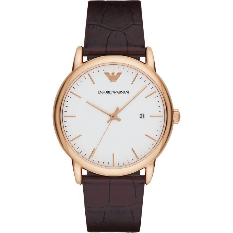 homme Emporio Armani Watch AR2502