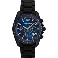 Mens Emporio Armani Chronograph Watch AR6121