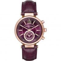 Damen Michael Kors Autumn Lux Chronograf Uhr