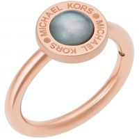 Michael Kors Jewellery Logo Ring JEWEL