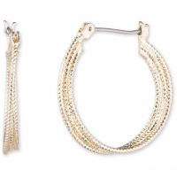 Biżuteria damska Nine West Jewellery Heavy Metal Earrings 60441564-887