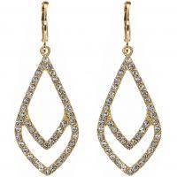 femme Anne Klein Jewellery Socialite Earrings Watch 60440091-887