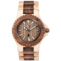 Unisex Wewood Date Watch