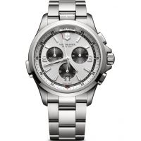 Herren Victorinox Schweizer Militär Nacht Vision Chronograf Uhr