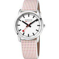 Unisex Mondaine Swiss Railways Simply Elegant Watch A4003035111SBA