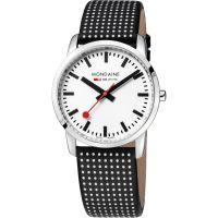 Unisex Mondaine Swiss Railways Simply Elegant Watch A4003035111SBO