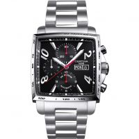 Herren Certina DS Podium Square Chronograph Watch C0015141105700
