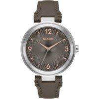 Damen Nixon The Chameleon Leder Uhr
