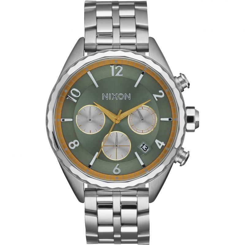 Mens Nixon The Minx Chrono Chronograph Watch