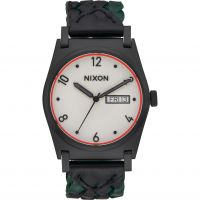 Unisex Nixon The Jane Leder Uhr