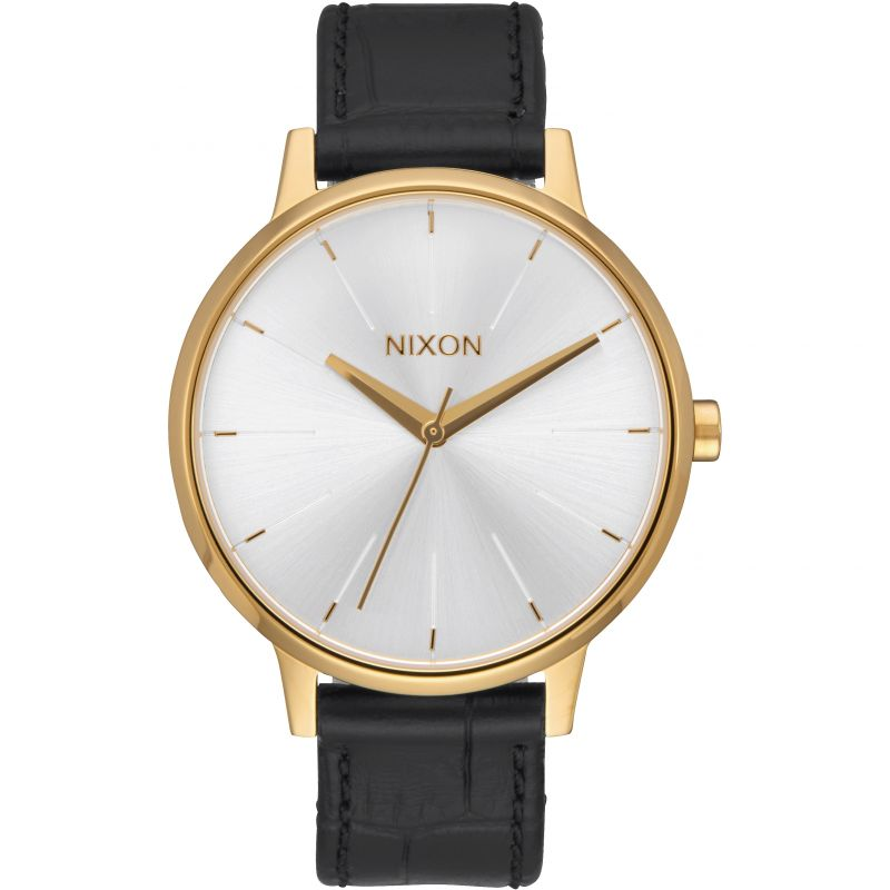 Ladies Nixon The Kensington Leather Watch A108-2022