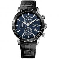 Mens Hugo Boss Rafale Chronograph Watch
