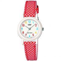 Damen Casio Junior Collection Watch LQ-139LB-4BER