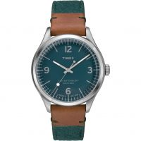 Timex The Waterbury Herrklocka Blå TW2P95700