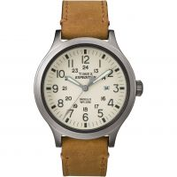 Timex Expedition Herrklocka Brun TW4B06500