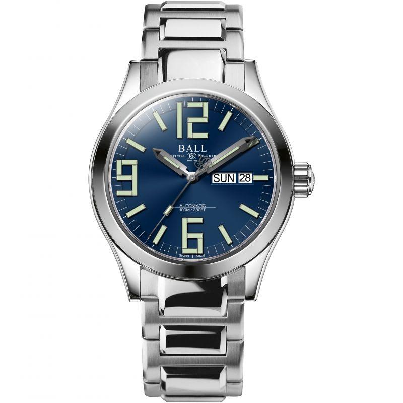Herren Ball Engineer II Genesis 40mm Watch NM2026C-S7-BE