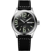 Herren Ball Engineer II Genesis 40mm Watch NM2026C-LBK7-BK