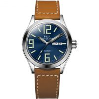 Herren Ball Engineer II Genesis 40mm Watch NM2026C-LBR7-BE