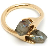 femme Lola Rose Jewellery Labradorite Perla Ring Watch 553599