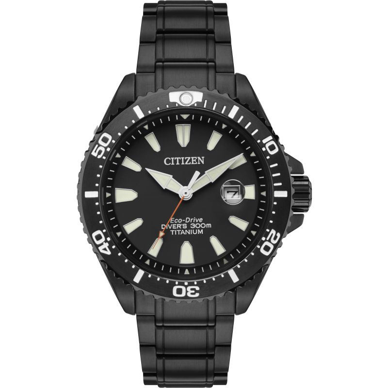 Mens Citizen Royal Marines Commandos Limited Edition Watch