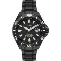homme Citizen Royal Marines Commandos Limited Edition Watch BN0147-57E