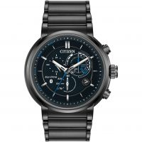 Herren Citizen Bluetooth Proximity hybrid Smartwatch Wecker Eco-Drive Uhren