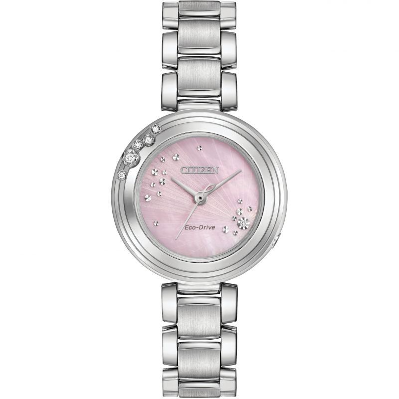 Ladies Citizen Diamond Watch