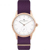 femme Smart Turnout Signature Watch STK3/RO/56/W-PUR