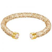 Damen Swarovski vergoldet Crystaldust Manschette