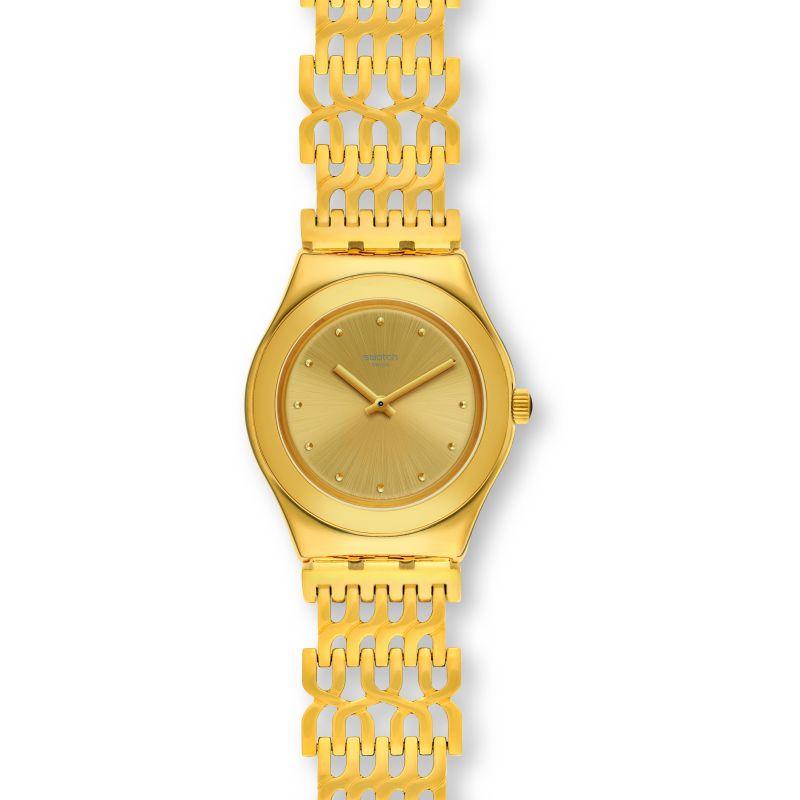 Ladies Swatch Tricodor Watch