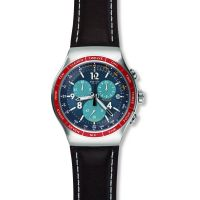 Mens Swatch Recoleta Chronograph Watch