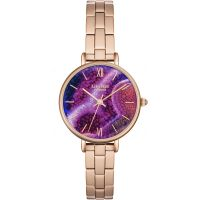 Ladies Lola Rose Agate Watch