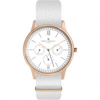 femme Smart Turnout Time Watch STK2/RO/56/W-WHI