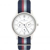 homme Smart Turnout Time Watch STK2/WH/56/W-NS